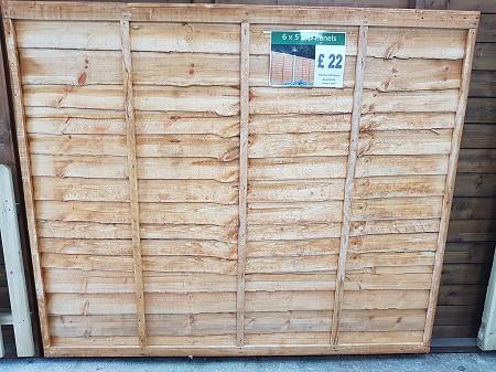 Shed City Fence Panels