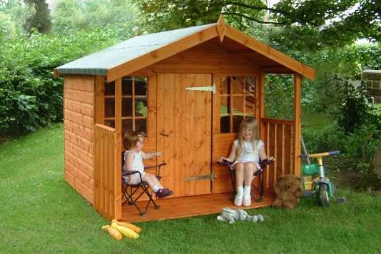 Playhouse, Childrens Playhouse, Shed City, Telford
