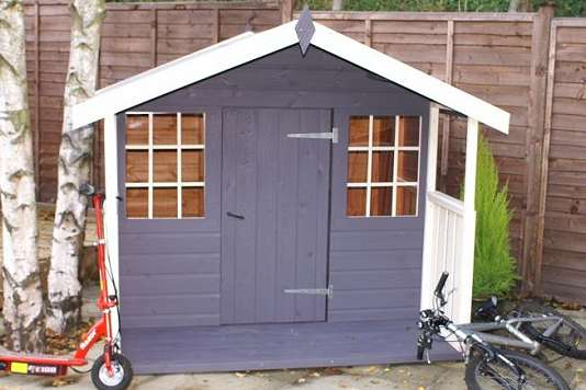 Playhouse, Sheds, Shed City Telford