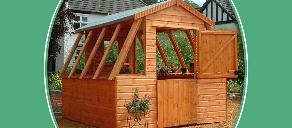 Potting Shed, Suntrap, Shed City, Telford