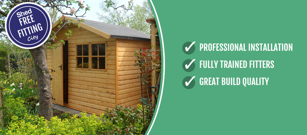 Fully Trained Shed Fitters