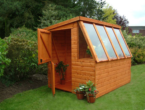 Potting Shed, Shed City, Telford